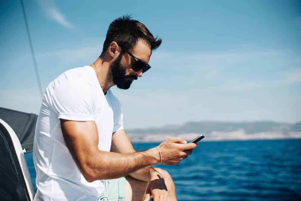 Fishing charters or fishing apps for best fishing in Galveston
