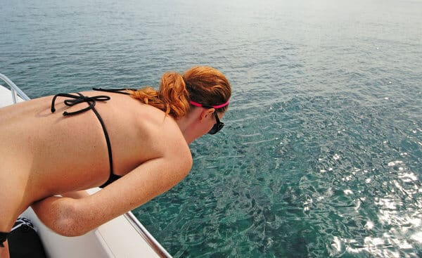 Don't ruin your fishing charter by getting seasick